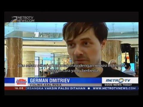 MetroTV Interview German Dmitriev