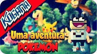 Kogama - Uma aventura pokemon