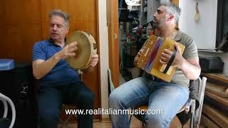 Tarantella Calabrese - Organetto Ianni - Reggio Calabria