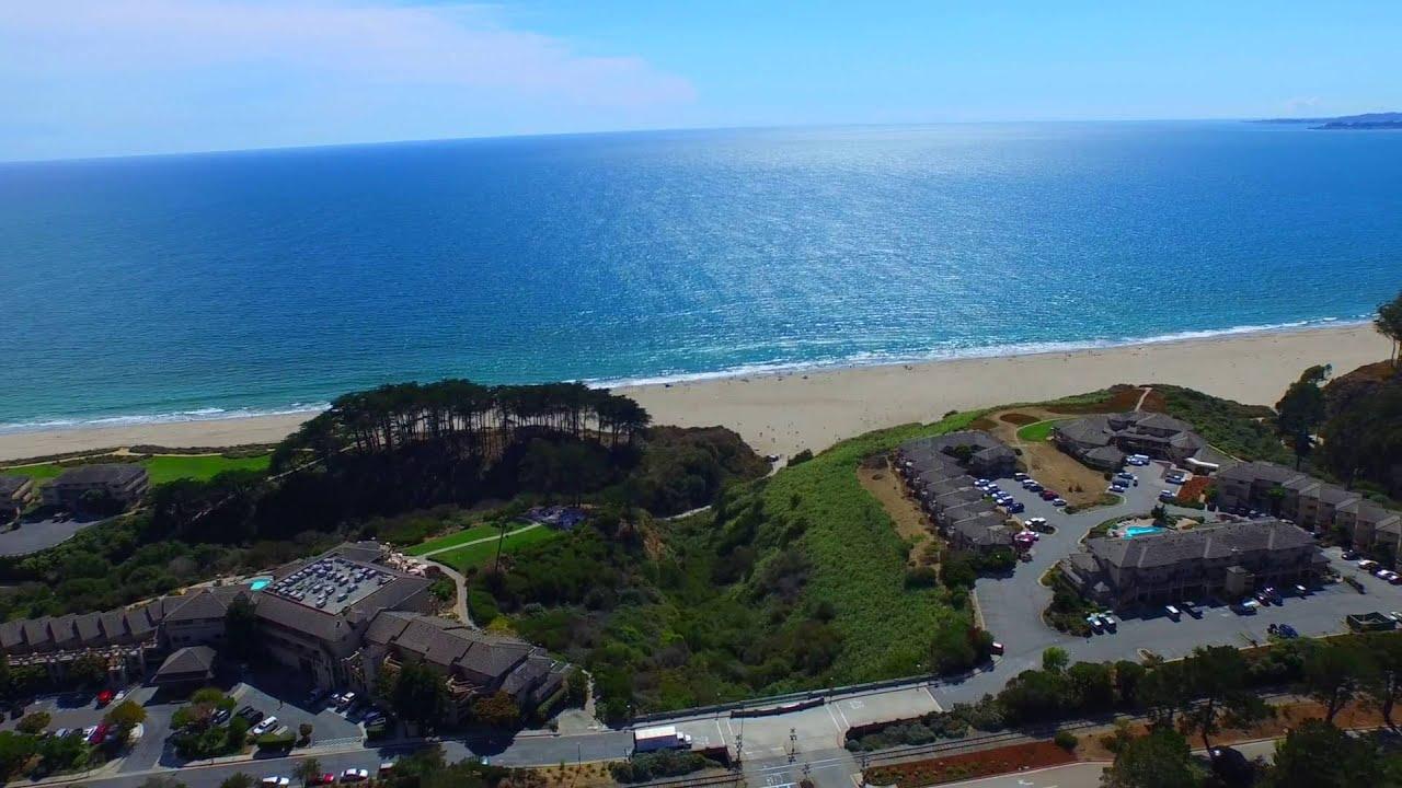 Seascape Resort - Aptos Ca Douglas Thron Drone Real