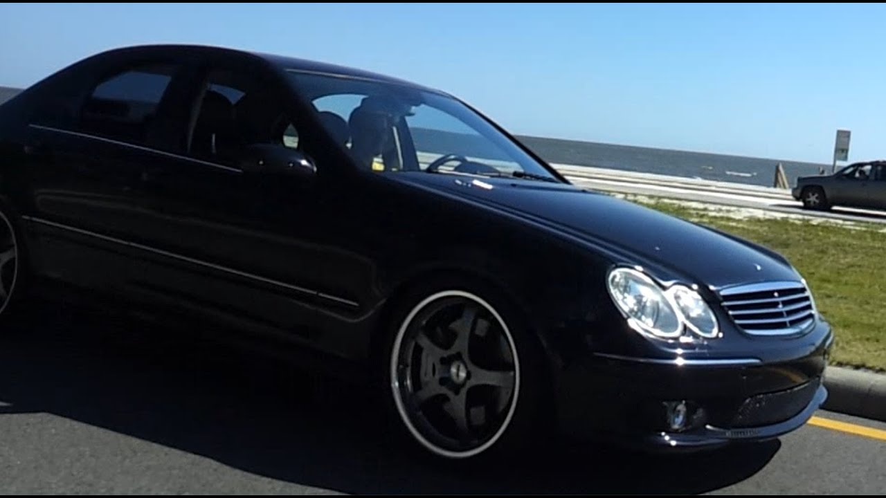 Image gallery 2005 c55 amg for Mercedes benz c55 amg
