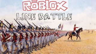 Blood And Iron Line Battle