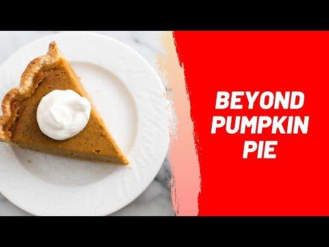 Beyond Pumpkin Pie