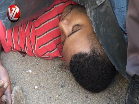 Assassinato no bairro Jardim Amália em Volta Redonda