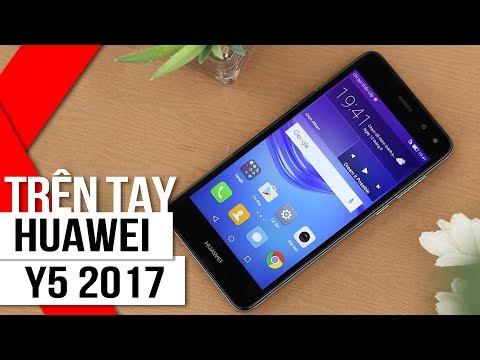 FPT Shop - Trên tay Huawei Y5 2017: Thêm lựa chọn trong tầm giá dưới 3 triệu