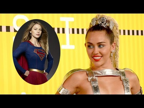 Miley Cyrus BLASTS Supergirl TV Show & Reveals First Female Relationship