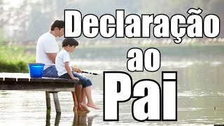 DECLARAÇÃO DE FILHO(a) PARA O PAI