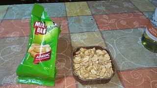 Mix bar арахис жареный соленый