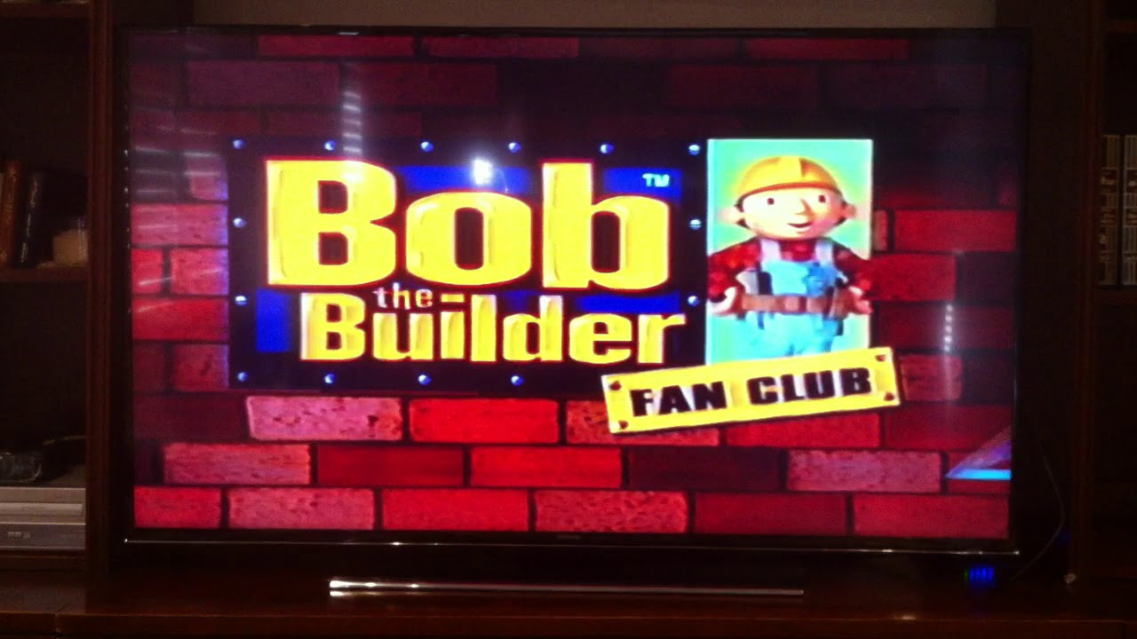 Opening To Bob The Builder Teamwork 2003 Vhs Youtube