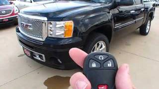 2012 GMC Sierra 1500 Denali AWD Start Up, Exterior/ Interior Review