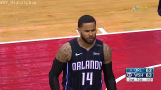 D.J. Augustin   16 PTS 7 AST: All Possessions (03/13/19)