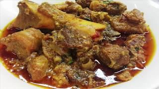 Mutton Torai Gravy