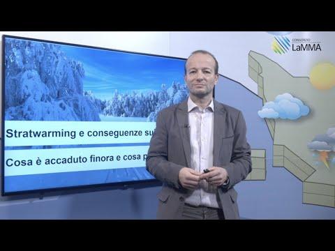 FOCUS METEO: Stratwarming e conseguenze sull'inverno 2021