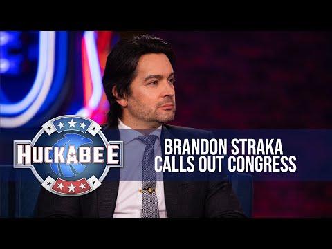 Brandon Straka STRIKES BACK | FULL INTERVIEW | Huckabee