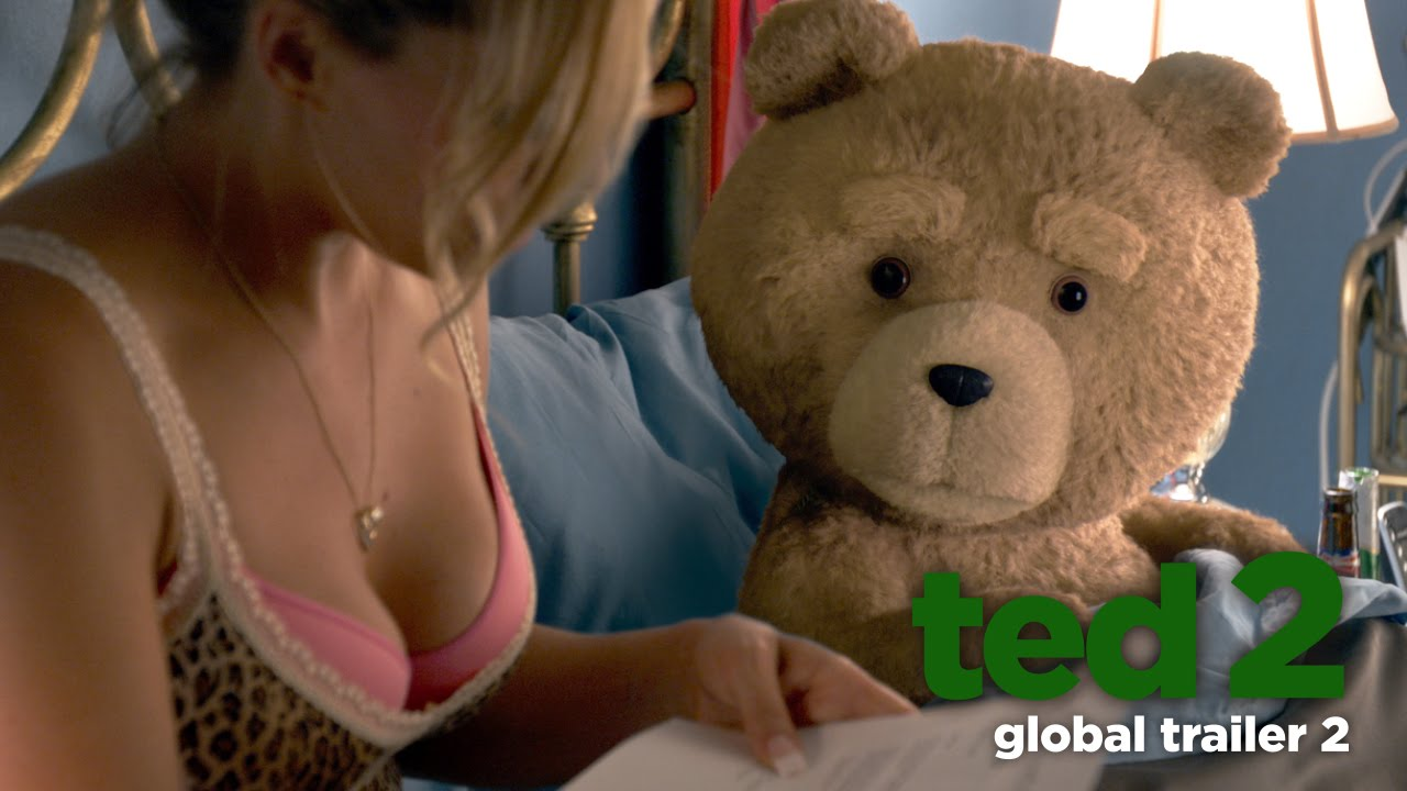 Ted 2 - Official Restricted Trailer (Universal Pictures) HD