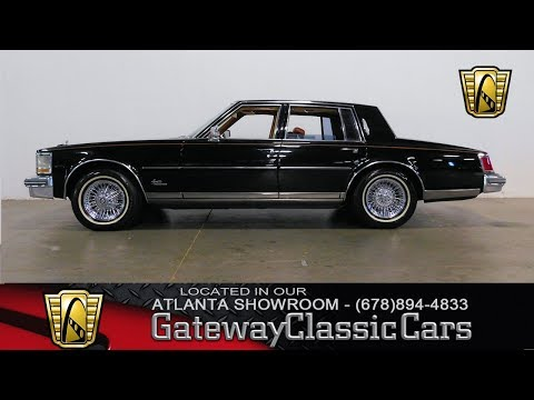 1979 Cadillac Seville - Gateway Classic Cars of Atlanta #849