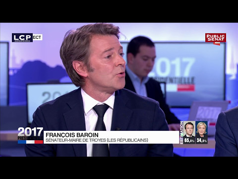 François Baroin reconnaît l