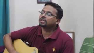 "Bappa Mazumder Song ""Sara Jibon Jabe kete"" Cover by William"