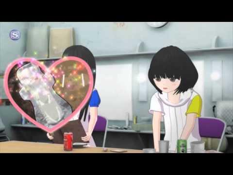 生理の話を真剣にする女子 ケチャマンアニメ