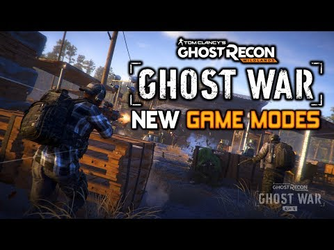 New Game Modes in Ghost War PVP | Ghost Recon Wildlands