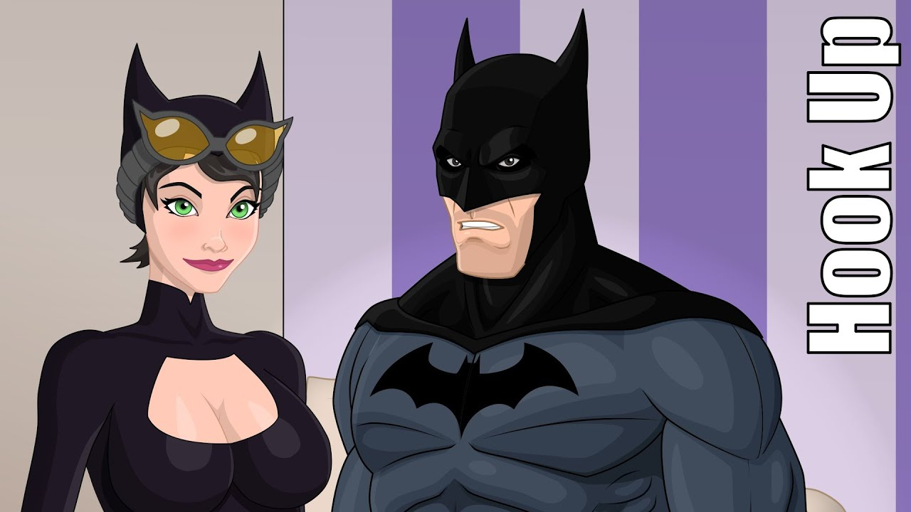 Do Catwoman And Batman Hook Up