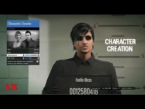 gta 5 male character customization
