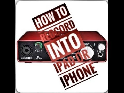 How To Record Great Sounding Guitar On Your Phone
