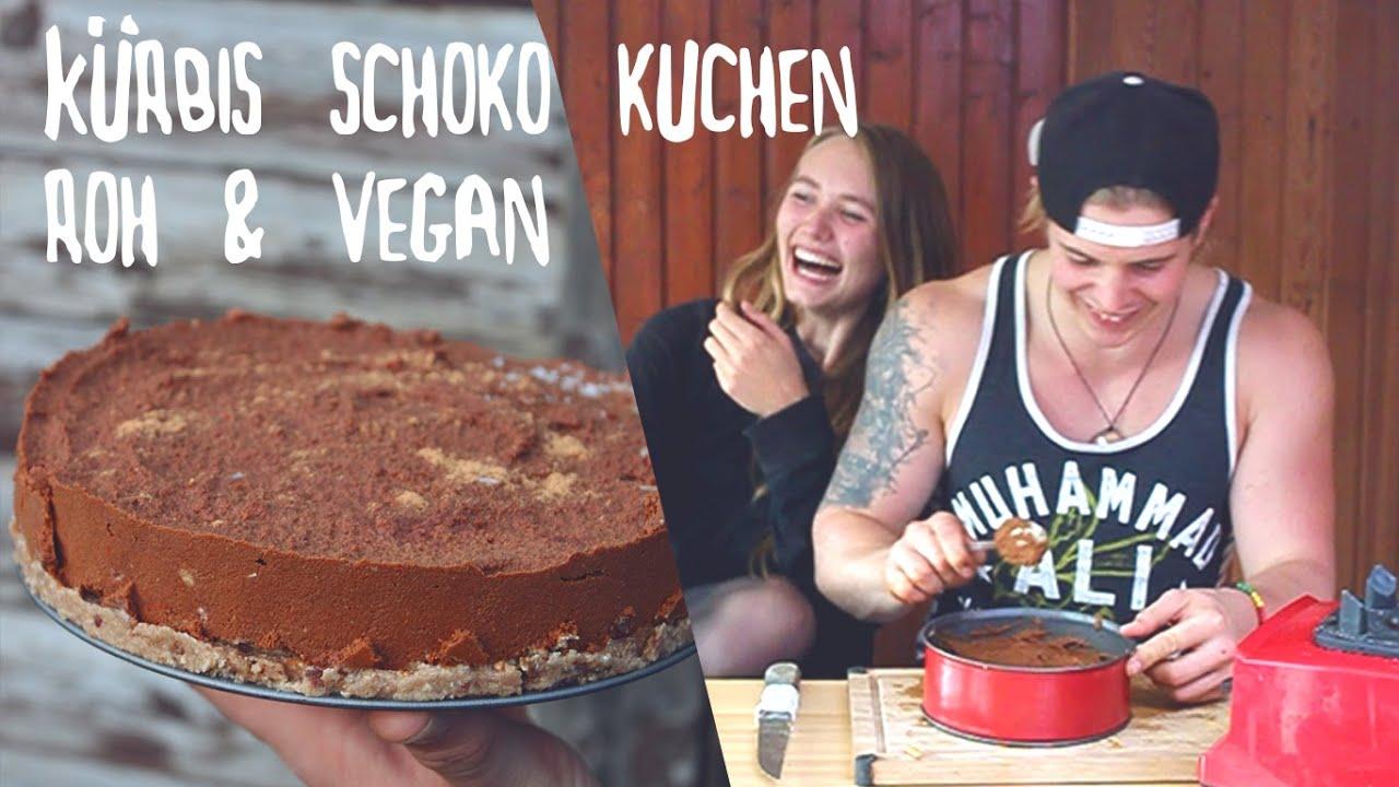 Veganer Kurbis Schokokuchen Komisch Aber Lecker Youtube