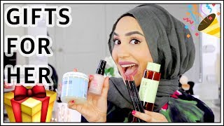 BUY HER THESE! My Eid 2018 Gift Guide   CultBeauty Picks   Amena