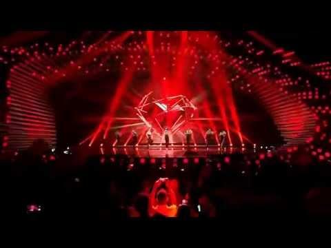 Conchita Wurst   Unstoppable & Firestorm Live ESC