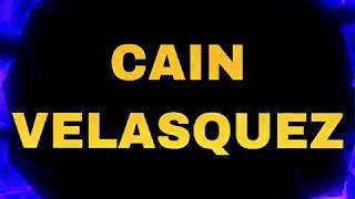 WWE Cain Velasquez Titantron 2019