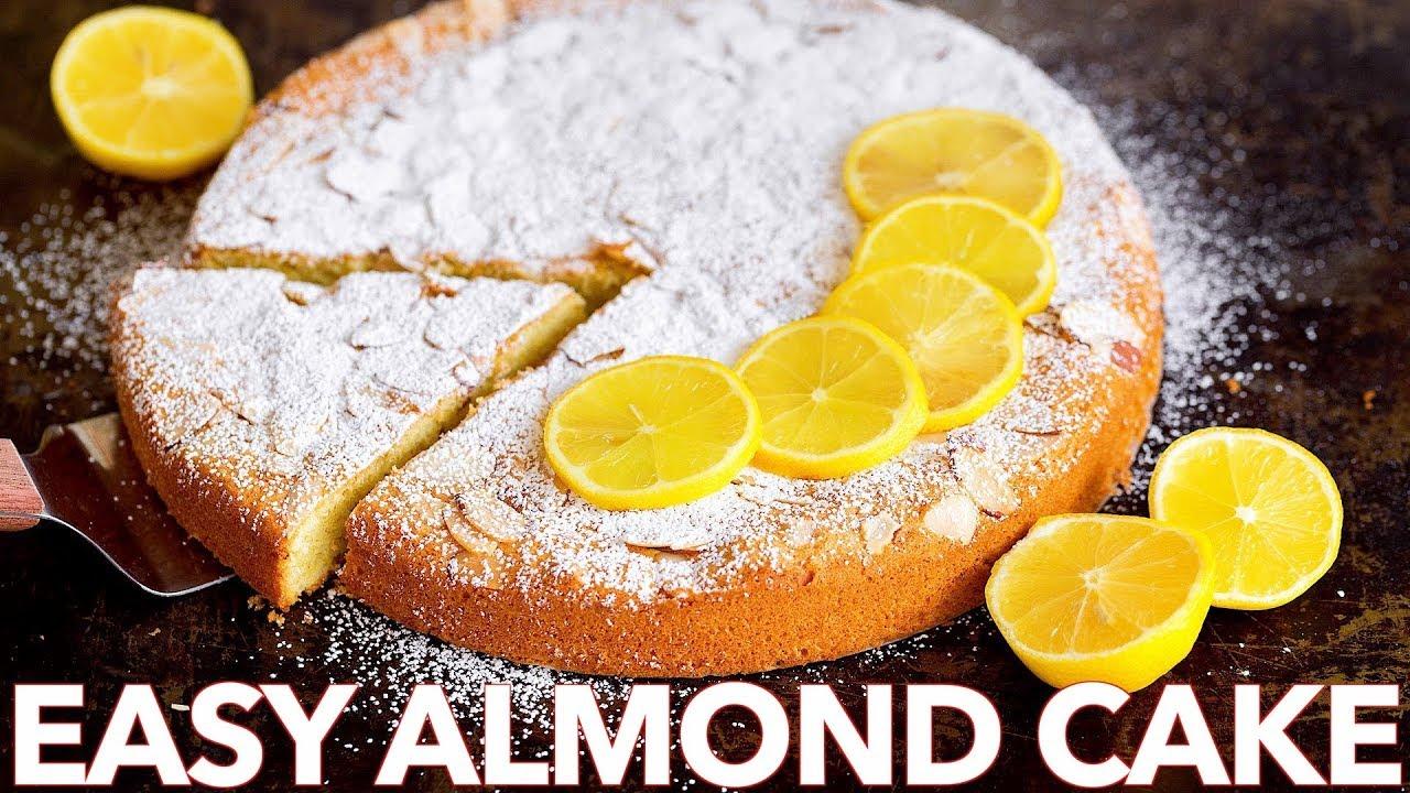 Cake Using Almond Flour