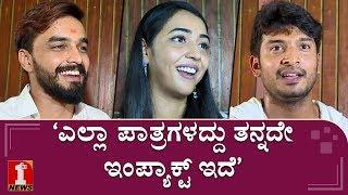 'ಜನರ ರಿಯಾಕ್ಷನ್ ನೋಡಿ ಖುಷಿಯಾಯ್ತು' Hitha Vivek Pramod Premier Padmini Release