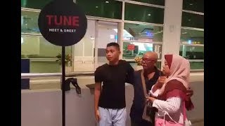 Malaysians detained in Cambodia arrive home