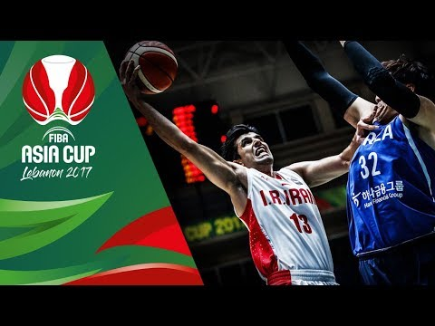 Download Youtube: Highlights from Iran v Korea in Slow Motion - Quarter-Final - FIBA Asia Cup 2017