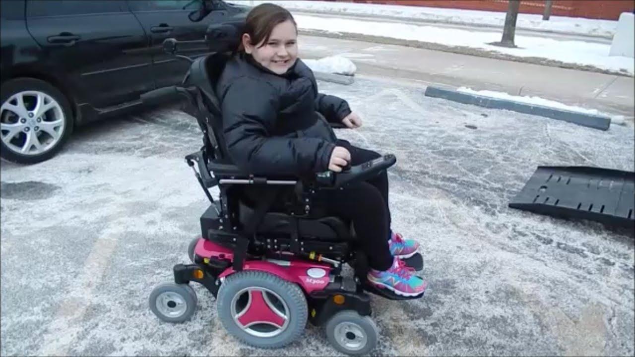 Pink electric wheelchair - Pink Electric Wheelchair 9
