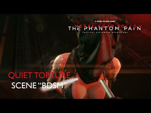 Metal Gear Solid V: The Phantom Pain Quiet Torture Scene from YouTube · Duration:  6 minutes 37 seconds
