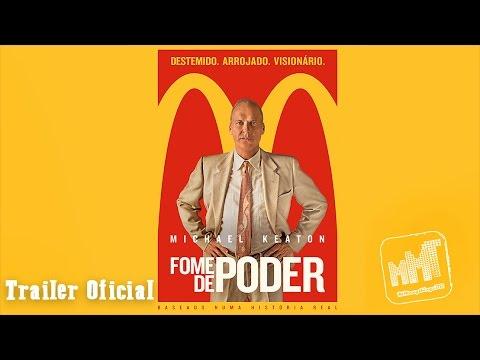 The founder (Fome de Poder) - Trailer Legendado PT-BR
