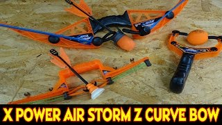 x power air storm z curve bow ber 40 meter reichweite