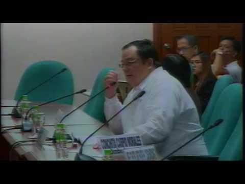 Committee on Finance (September 6, 2016)