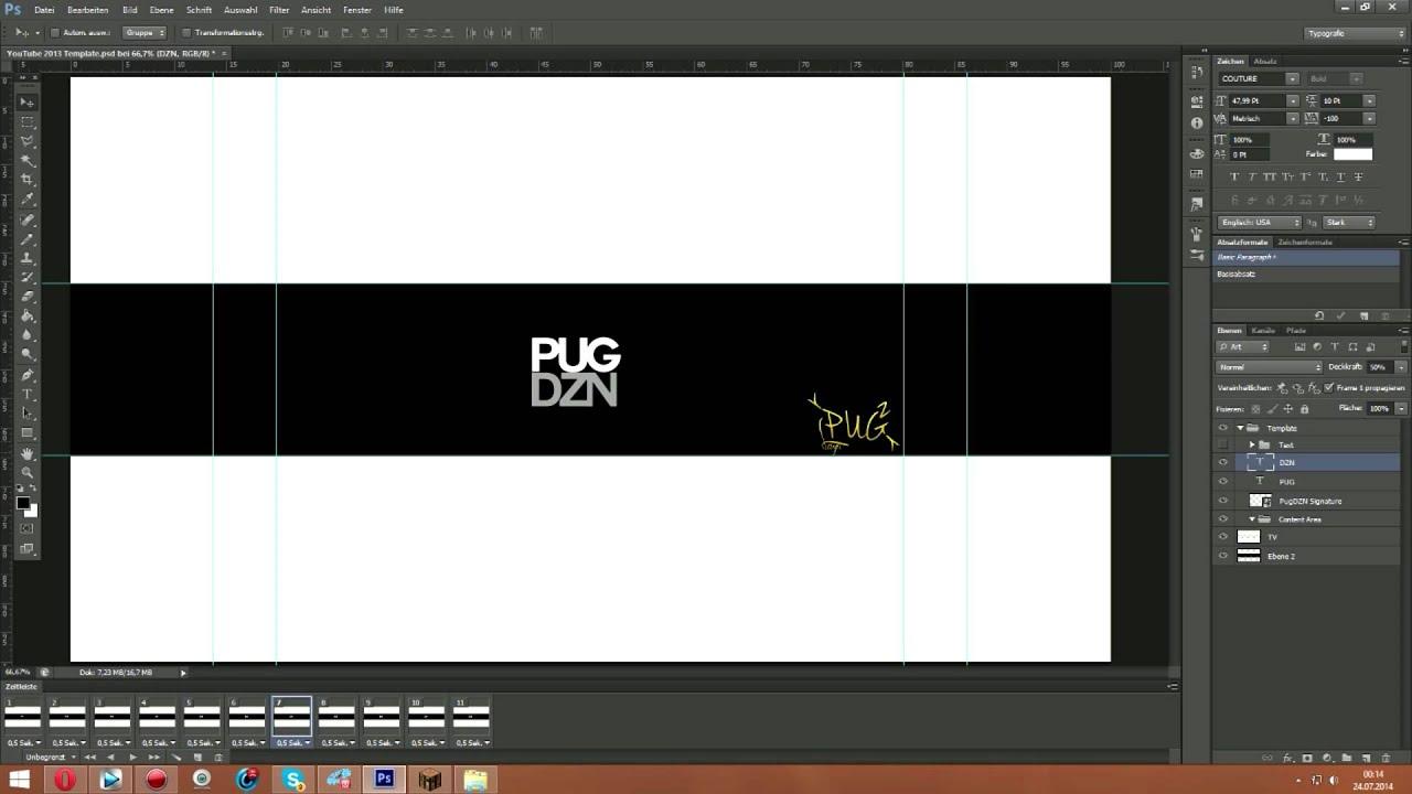 Animierte Gif Youtube Banner Erstellen Das Neue Youtube Feature