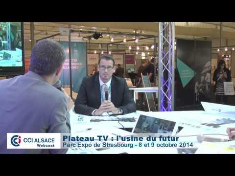 Table ronde : usine du futur