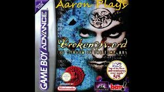 Aaron Speedruns: Broken Sword: The Shadow of the Templars / Circle of Blood (GBA) (1:40:06)