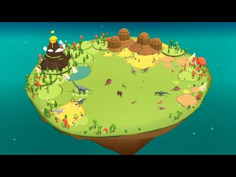 Merge Safari - Make the beautiful island full of various animals.