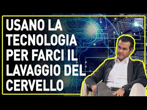 Cosimo Massaro ► Con la tecnologia ci cambiano gradualmente senza che ce ne accorgiamo