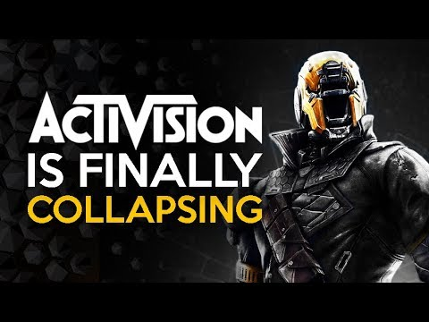 Activision is Collapsing - Destiny 2 in the Hands of Bungie thumbnail