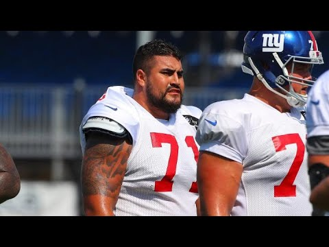 Will Hernandez Knows Offensive Line Is Critical For Success | New York Giants