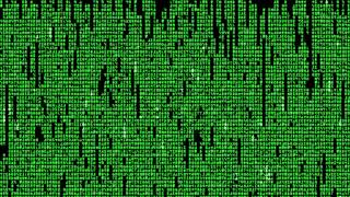 XMatrix: From the XScreenSaver Collection, 1999.