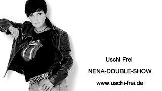 Irgendwie, Irgendwo, Irgendwann mit Nena-Double Uschi Frei in Lastrup