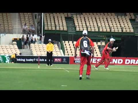 Graham Manou Foundation Charity Match, Umpires